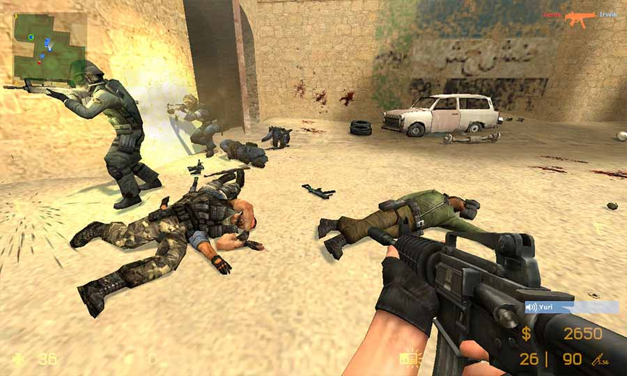 скачать counter strike sourсe steam